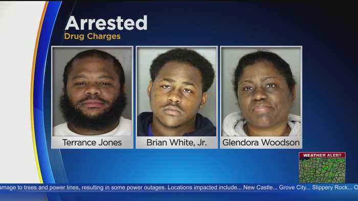 Police Arrest 3 In Lincoln-Lemingtom Drug Bust