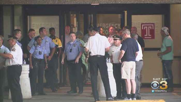 FOP President Crediting Teamwork That More Officers Weren't Hurt In Shooting