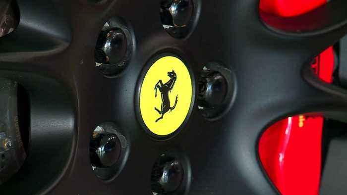 Rare Ferrari Stolen from Missouri Home After Keys Left in Car
