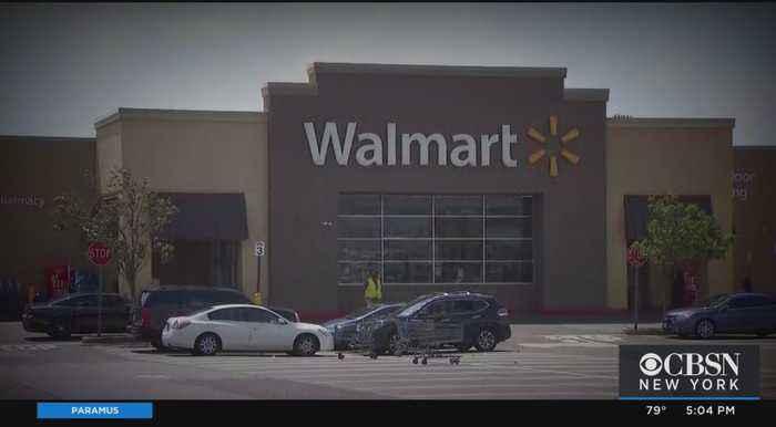 False Alarm Leads To Evacuation At New Jersey Walmart