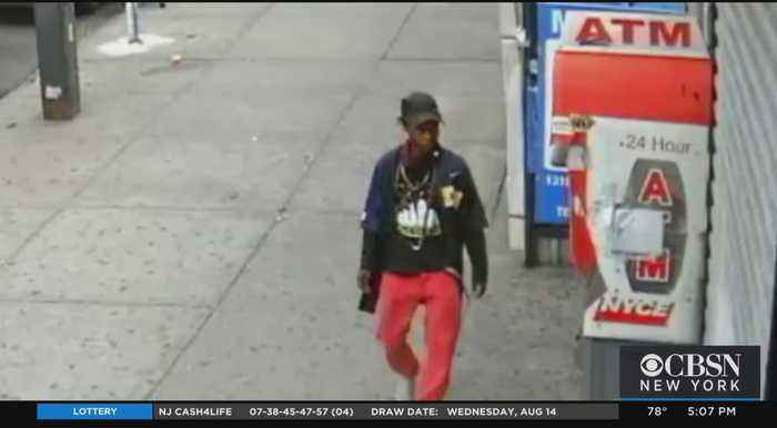 Attempted Rape In The Bronx
