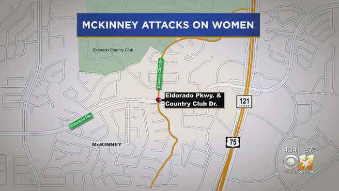 Police Searching For Man Responsible For Attacking 2 Women Walking Their Dogs In McKinney Neighborhood