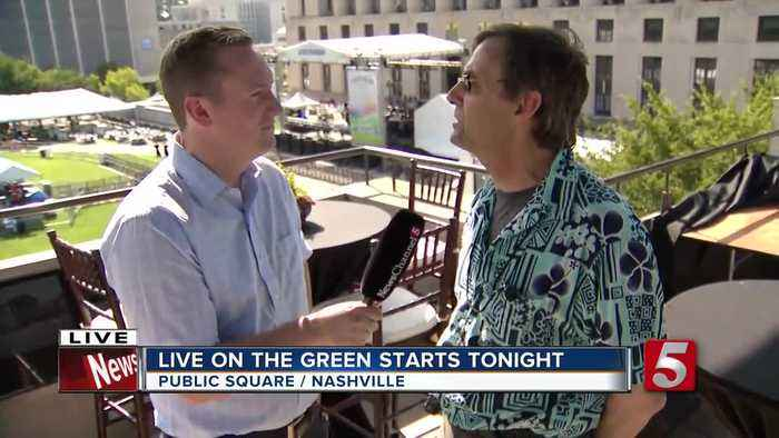 Live on the Green 2019 begins in public square park