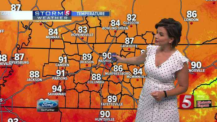Bree's Evening Forecast: Thurs., Aug. 15, 2019