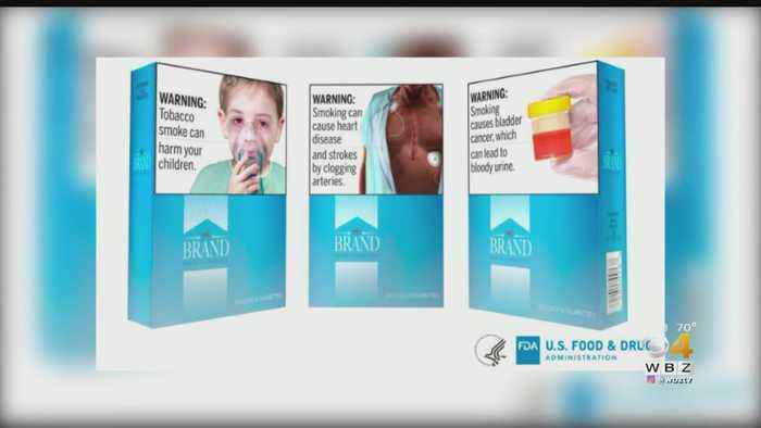 FDA Reveals Proposed Graphic Warnings For Cigarette Packs