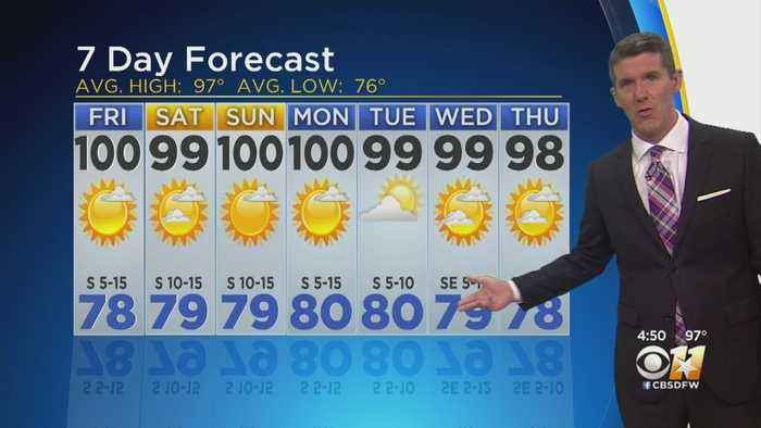 Jeff Jamison's Weather Update