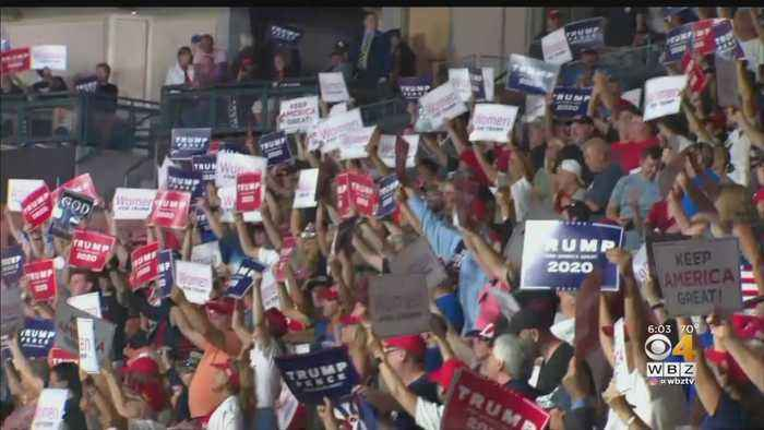 Trump Campaign Confident President Can Win NH In 2020