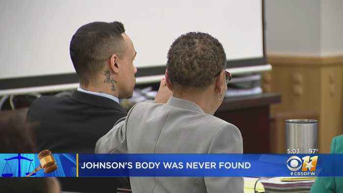 Suspect In Typhenie Johnson's Disappearance Tells His Side In Court