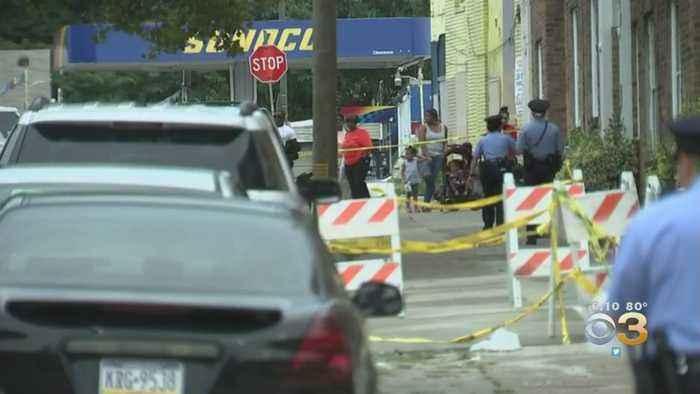 5 People Shot In Ogontz, Police Say