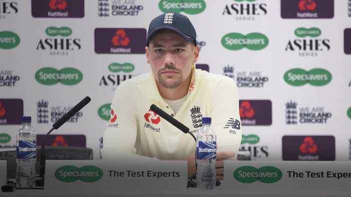 Rory Burns: It's game on in second Ashes Test