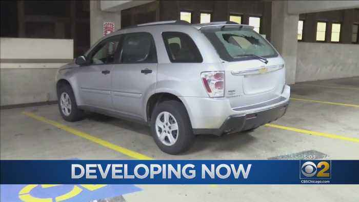 Vandalism Raises Questions About Loop Garage Security