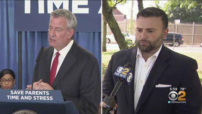De Blasio, Thrive NYC Under Fire For Backing Out Of Pro-Cop Event