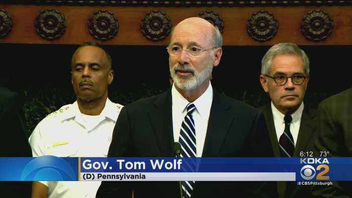 Gov. Tom Wolf To Sign Executive Order In Effort To Reduce Gun Violence