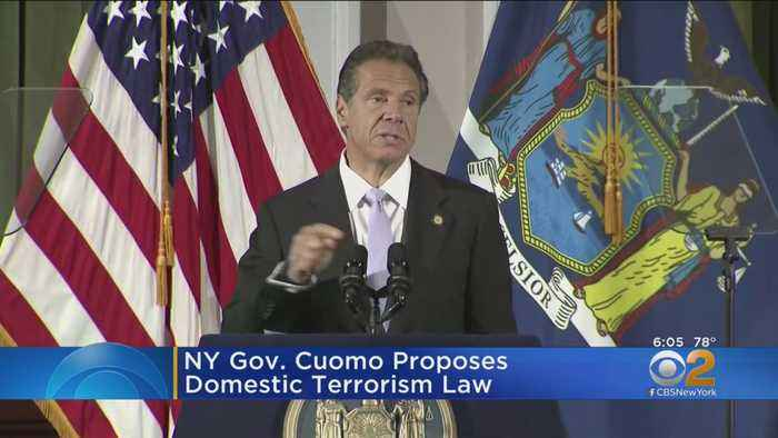 Gov. Cuomo Proposes Mass Shooting Terrorism Law