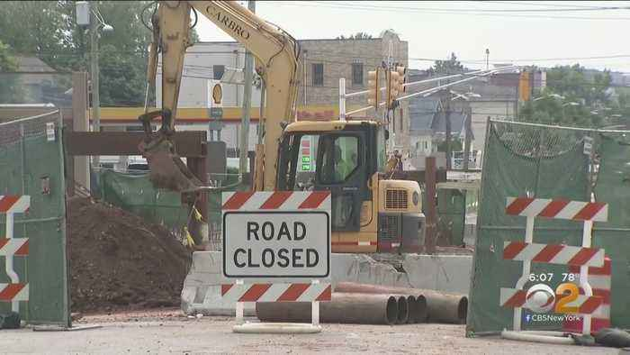 Ridge Road Bridge Project Moving Again