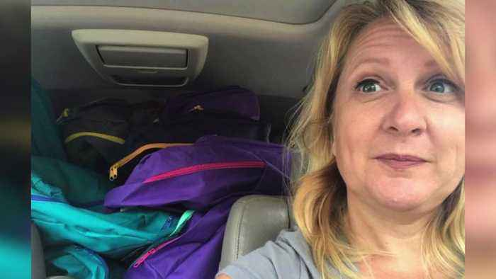 'Hope Packages': Michigan Mother Provides Comfort for Foster Kids