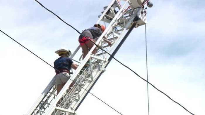 Virginia Girls Find Role Models in Chesapeake Fire Department Through Camp Fury