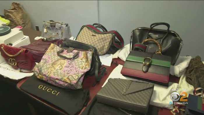 5 Arrested For Shopping Fraud Scheme