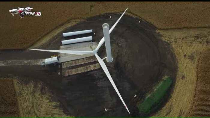 Iowa Wind Turbines May Have Negative Health Impacts, Public Health Officials Say