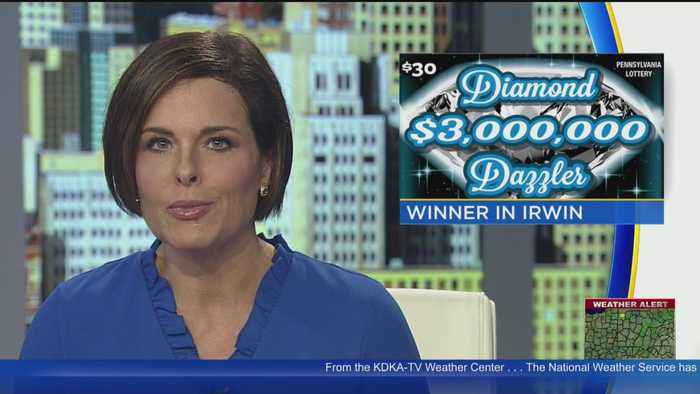 Lottery Ticket Worth $3M Sold In Westmoreland County