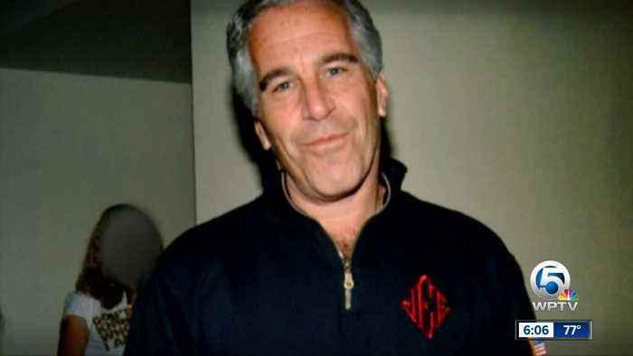 Report: Epstein autopsy finds broken bones in his neck