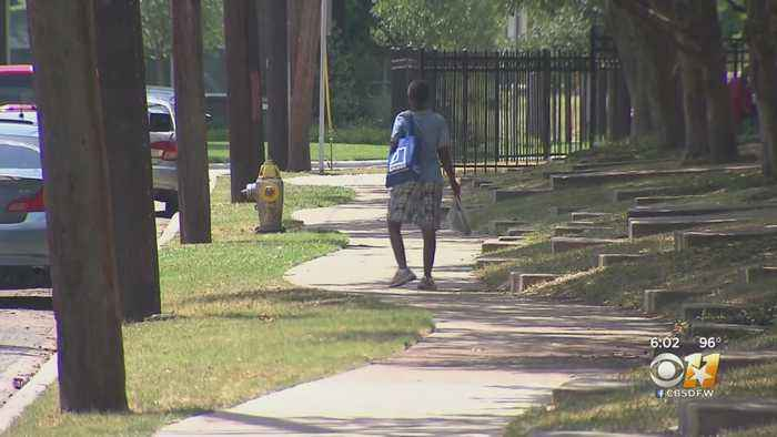 Neighbors Of 9-Year-Old Girl Trying To Wrap Minds Around Her Shooting Death
