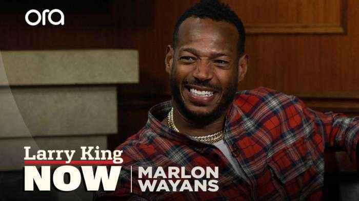 'The hardest thing I ever did': Marlon Wayans on playing six characters at once