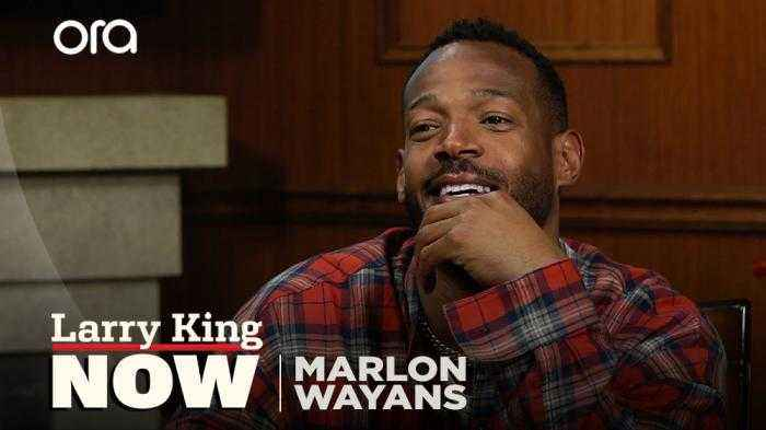 'Your love cannot be conditional': Marlon Wayans on fatherhood