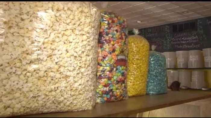 VIDEO Poconos popcorn business to close doors at the end of the month