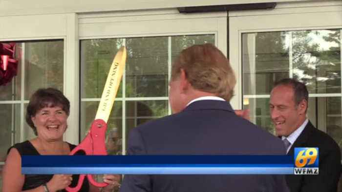 VIDEO Ribbon cutting for the Village at LifeQuest