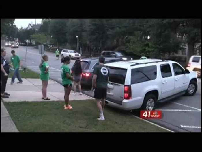 GCSU welcomes over 1,000 students back for move-in