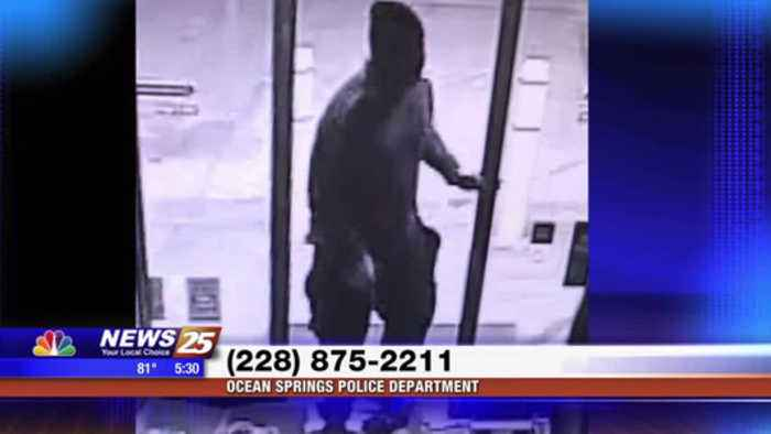Ocean Springs police search for armed robbery suspect
