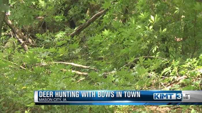 Deer Hunting in Iowa