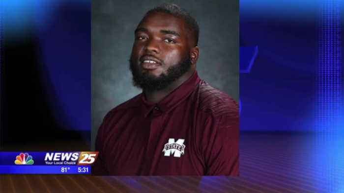 Mississippi State football player pleads guilty to animal cruelty