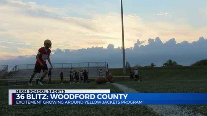 36 Blitz: Woodford County Yellow Jackets