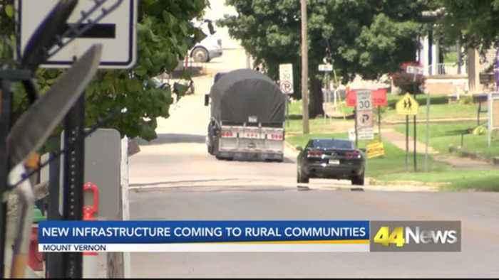 Infrastructure Improvements Coming To Rural Communities