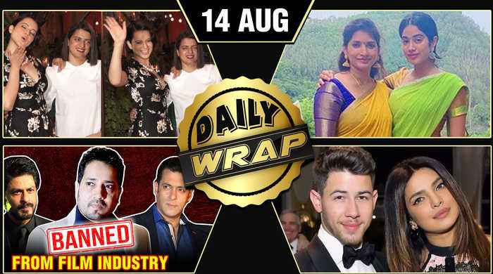 Kangana's Judgementall Hai Kya Success Bash, Priyanka On Nick, Mika Singh Banned | Top 10 News