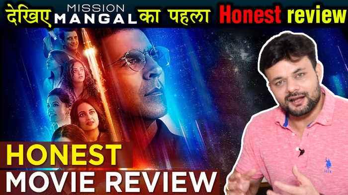 Mission Mangal HONEST Movie Review | Akshay Kumar | Vidya Balan | Taapsee Pannu