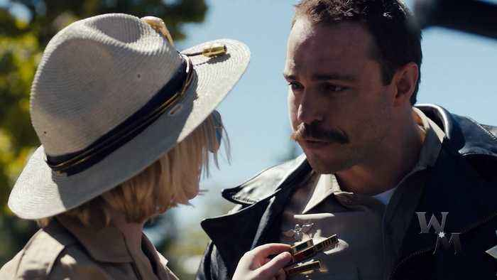 Wish Man movie - Cowboy Binding Contract 1