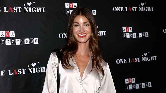 Jenna Willis 'One Last Night' Premiere Red Carpet