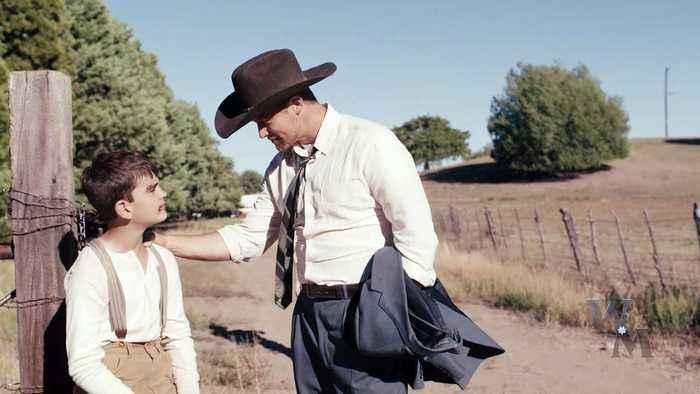 Wish Man movie clip - Cowboy Binding Contract 2