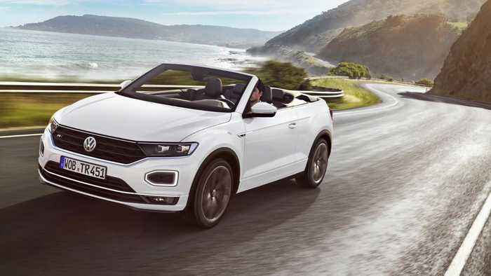 """""""Accept no roof!"""" - The new T-Roc Cabriolet"""