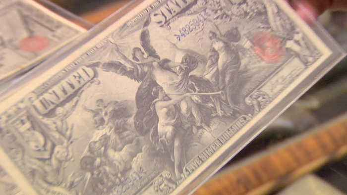 Pawn Stars: Expensive 1896 Silver Certificates