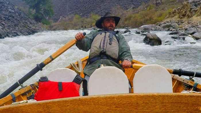 Mountain Men: Kidd Runs Idaho's Dangerous Rapids