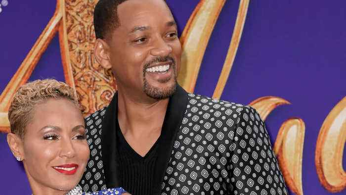 Jada Pinkett Smith explains why she's so open about her relationship