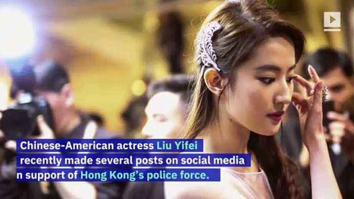 Fans Call for Boycott of 'Mulan' After Lead Actress Supports Hong Kong Police