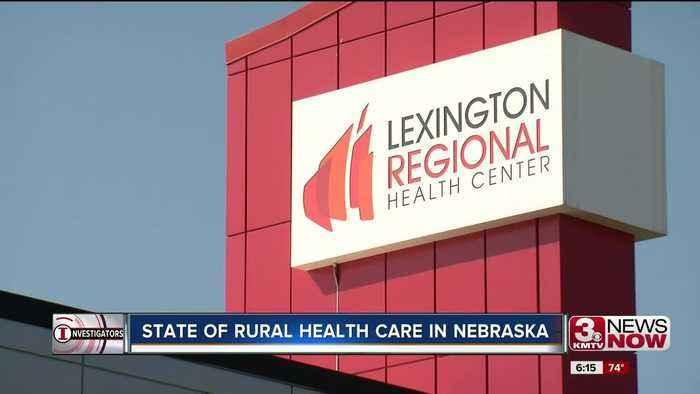 State of rural health care in Nebraska