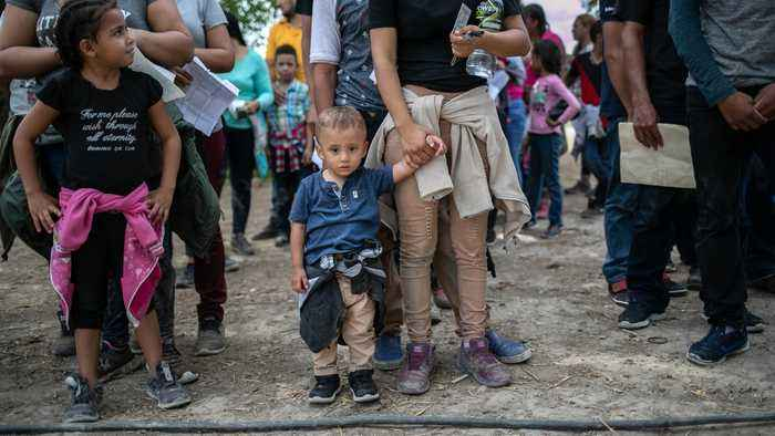 U.S. Appeals Court Upholds Sanitary Conditions For Children At Border