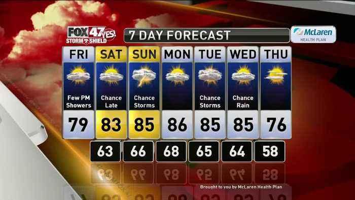 Brett's Forecast 8-15