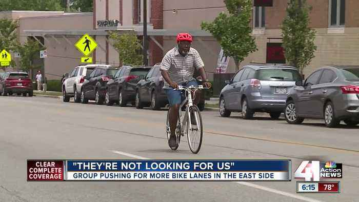 East KCMO needs more bike lanes, pedestrian infrastructure, group says